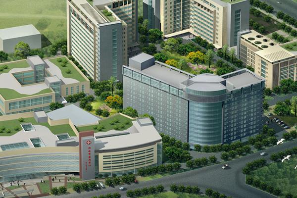 邛崃市医疗中心医院